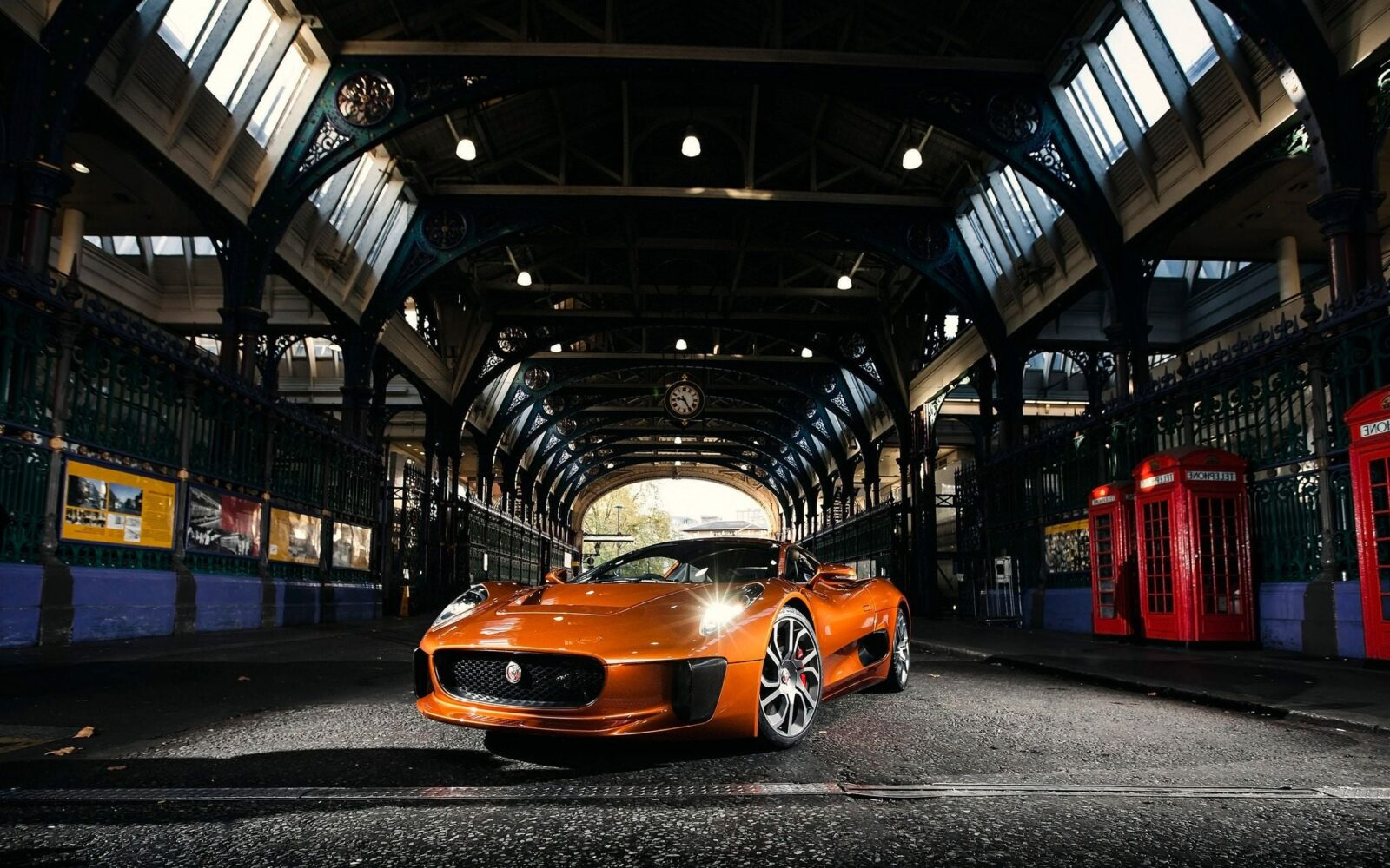 2015 Jaguar C X75 wallpapers