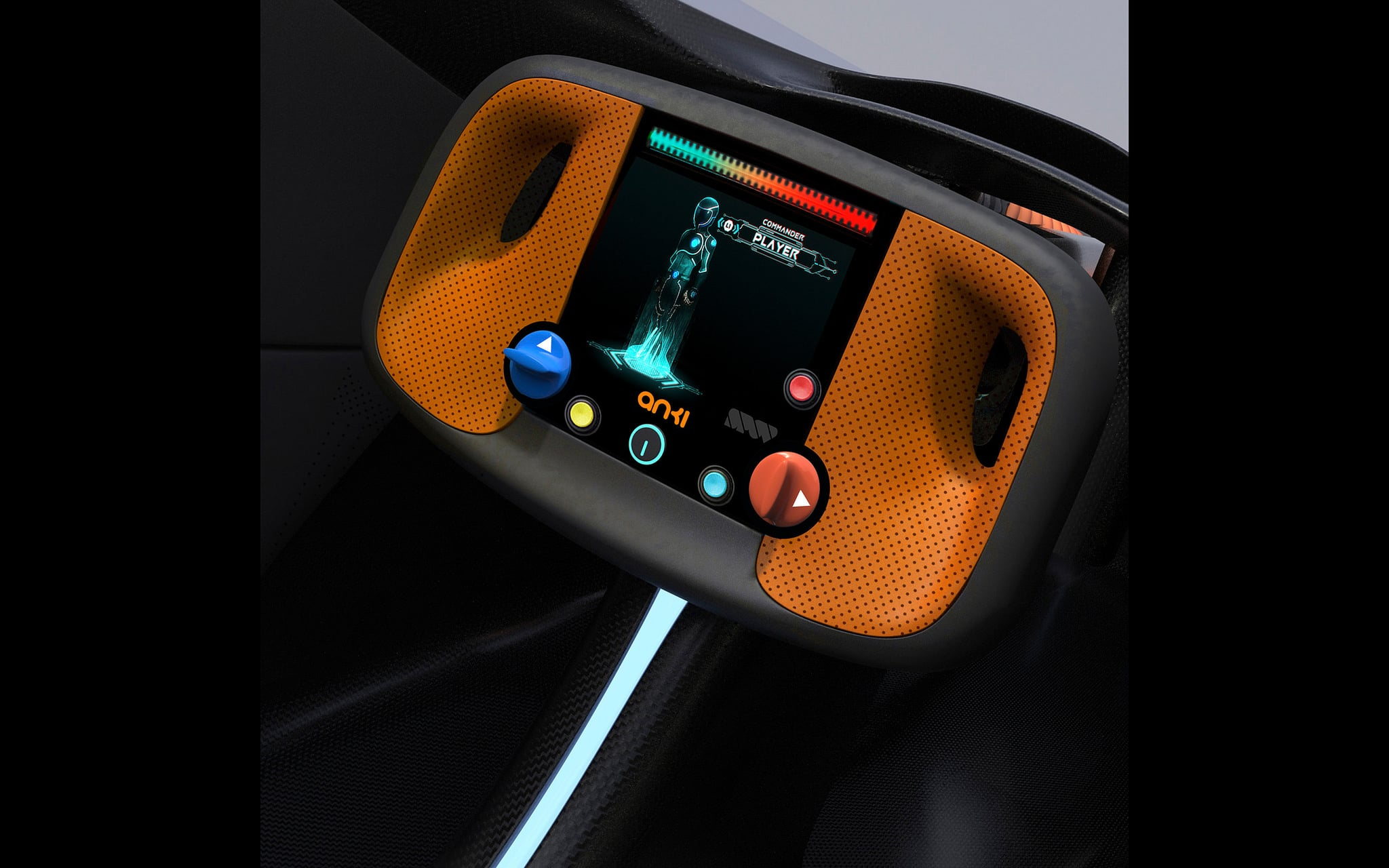 2016 Anki RS interior HD wallpapers
