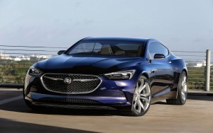 2016 Buick Avista wallpapers