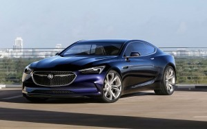 2016 Buick Avista wallpaper 1080p
