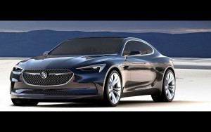 2016 Buick Avista HD wallpapers
