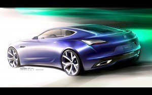 2016 Buick Avista concept wallpaper download
