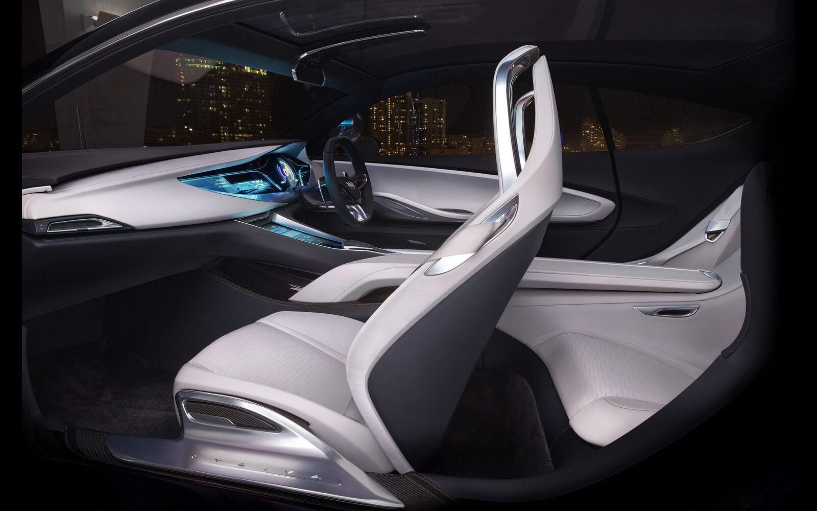 2016 Buick Avista interior HD pic for PC