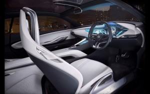 2016 Buick Avista interior wallpaper HD