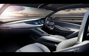 2016 Buick Avista interior free download