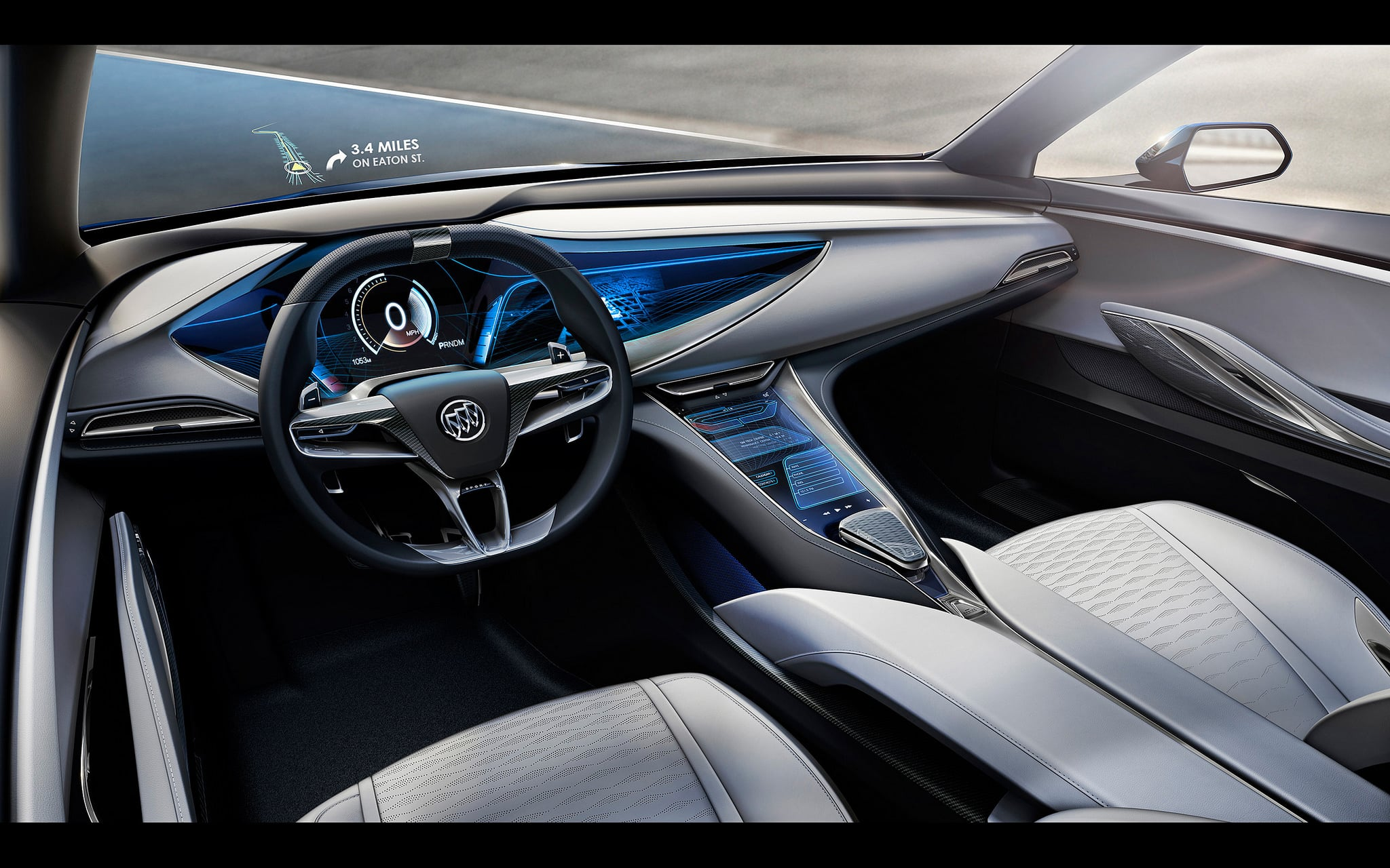2016 Buick Avista interior High Quality wallpapers