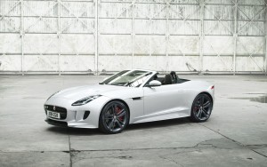 2016 Jaguar F Type HD wallpapers