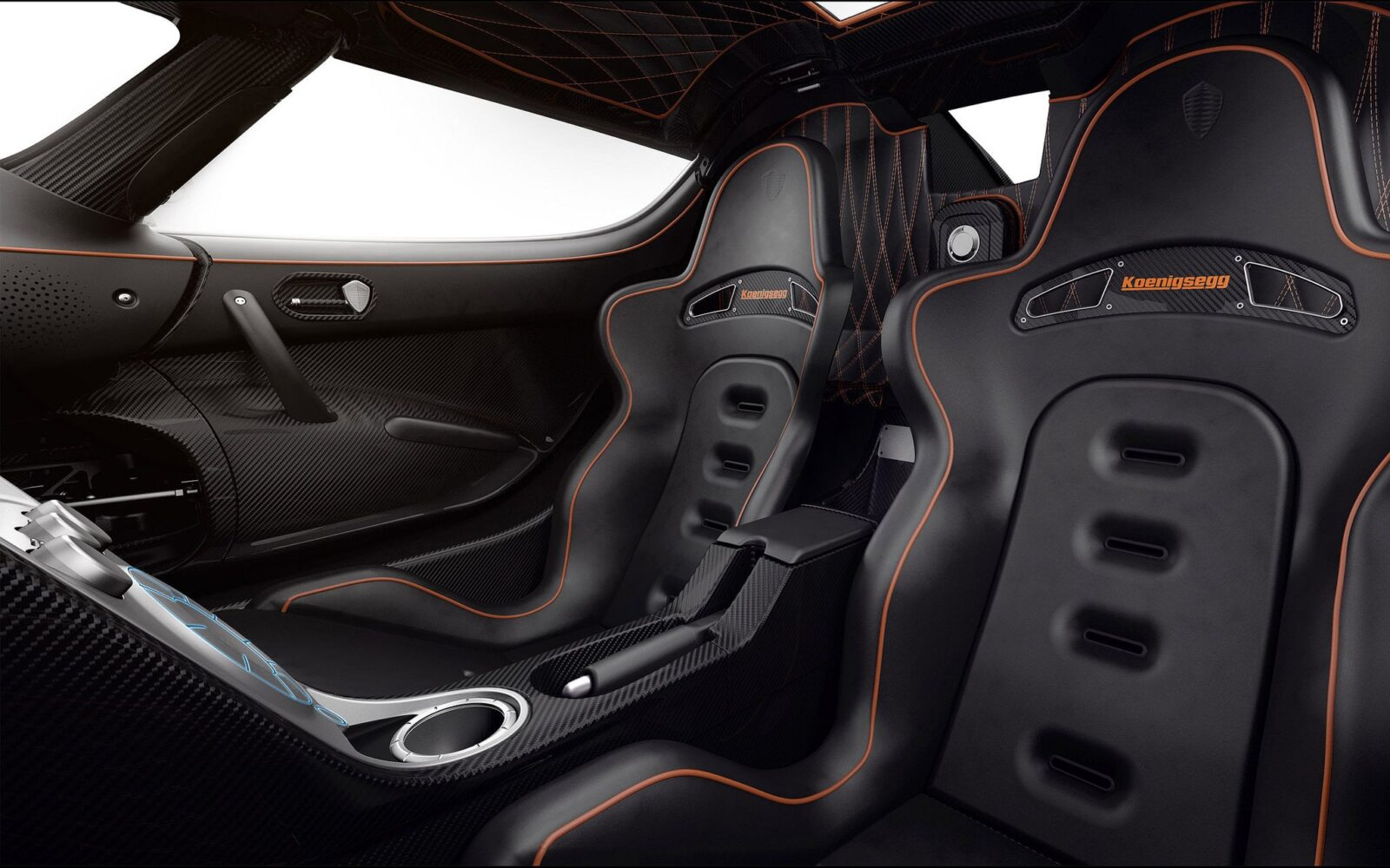 2016 Koenigsegg Agera RS interior photo