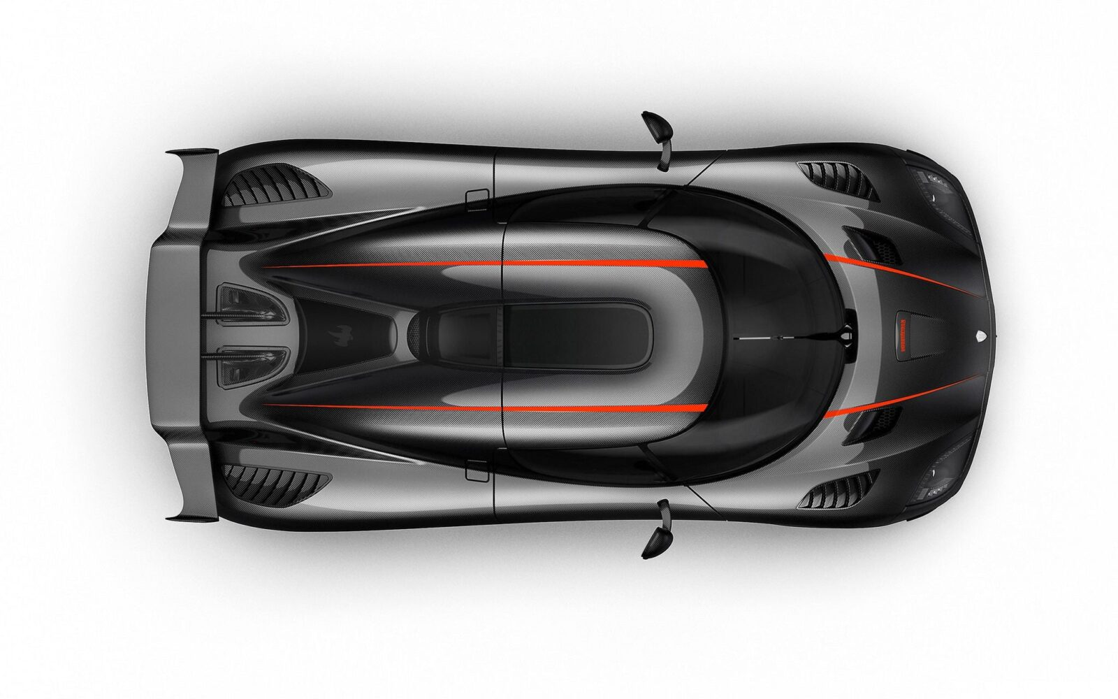 Image of 2016 Koenigsegg Agera RS roof