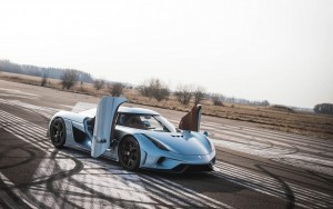 2016 Koenigsegg Regera wallpapers