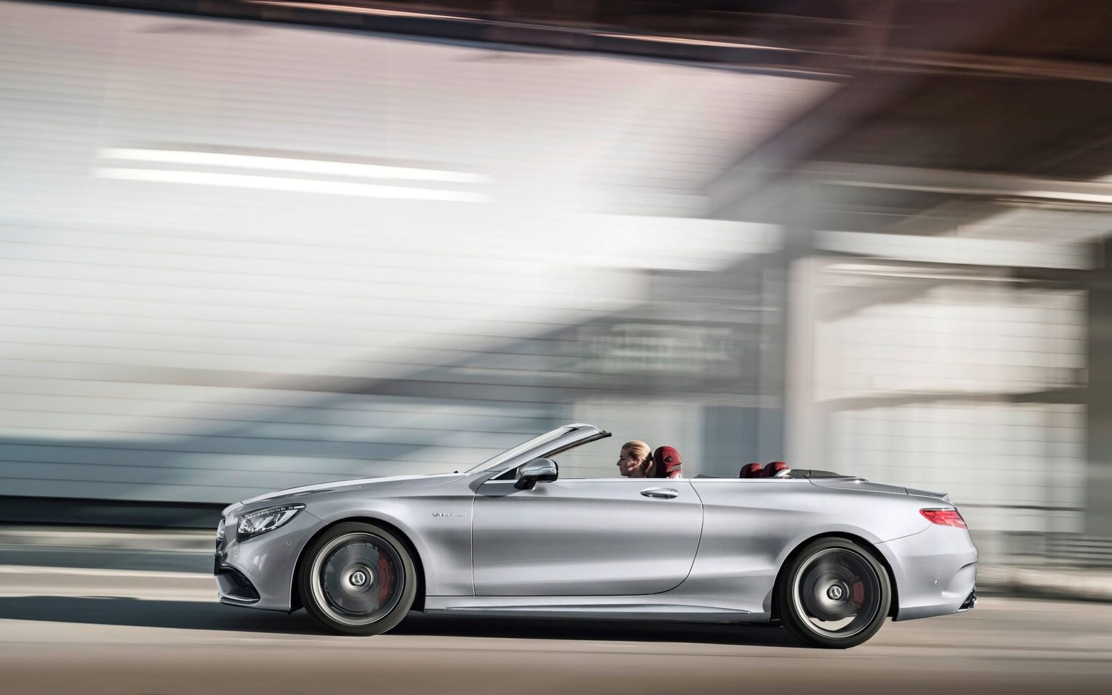 2016 Mercedes-AMG S63 cabriolet HD pic for PC