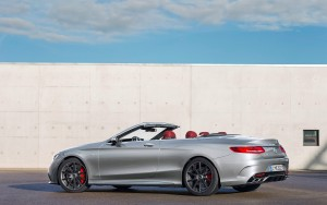 2016 Mercedes-AMG S63 cabriolet picture