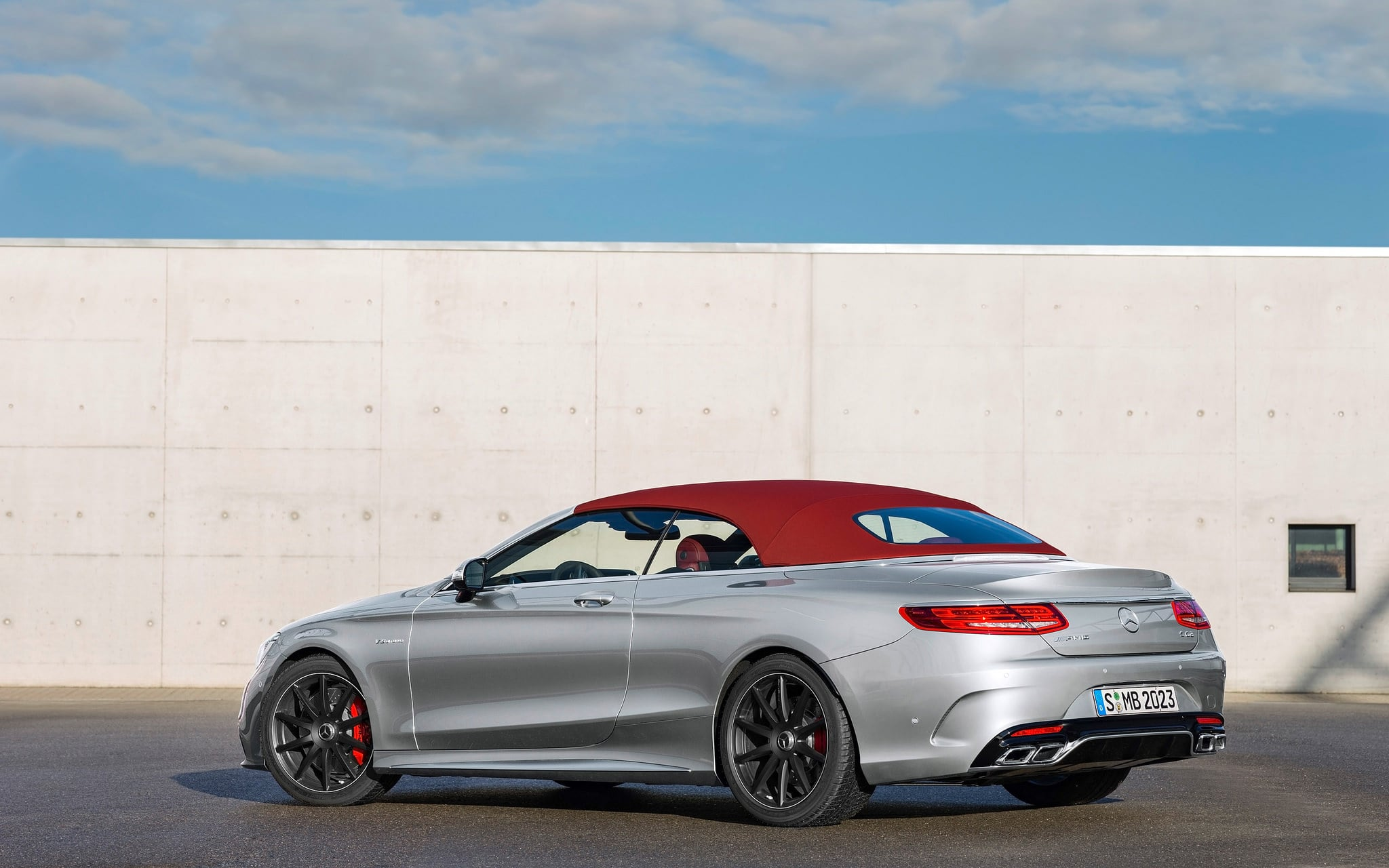 Mercedes Benz Amg >> 2016 Mercedes AMG S63 cabriolet wallpapers HD