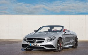 2016 Mercedes-AMG S63 cabriolet backgrounds
