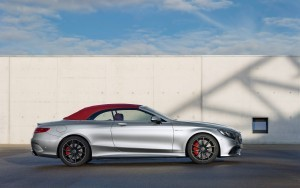 Image of 2016 Mercedes-AMG S63 cabriolet