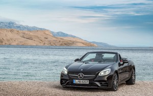2016 Mercedes AMG SLC wallpapers