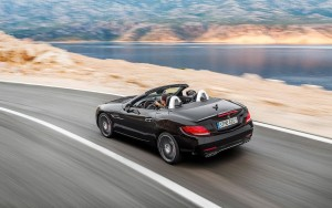 2016 Mercedes AMG SLC cabrio backgrounds
