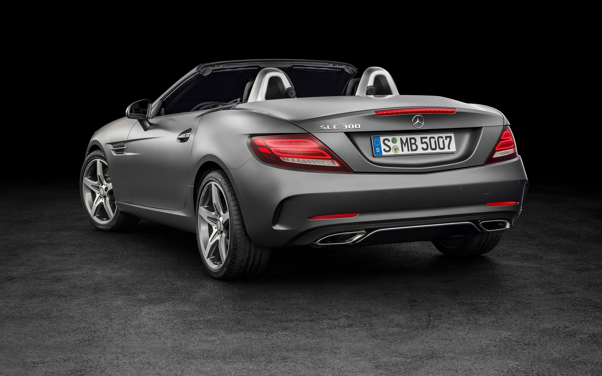 2016 Mercedes Benz SLC 300 HD pic for PC