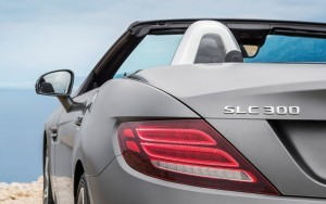 2016 Mercedes Benz SLC 300 wallpaper HD