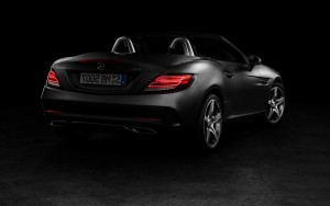 2016 Mercedes Benz SLC dark High Quality wallpapers