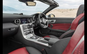 2016 Mercedes Benz SLC interior free download