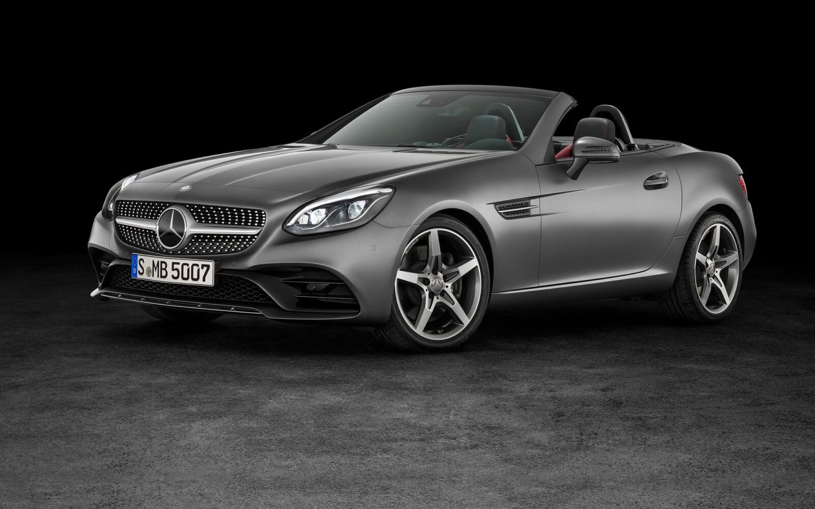 Wallpaper of 2016 Mercedes Benz SLC