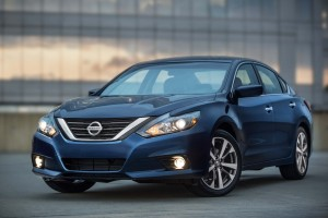 2016 Nissan Altima 1920x1080 wallpaper