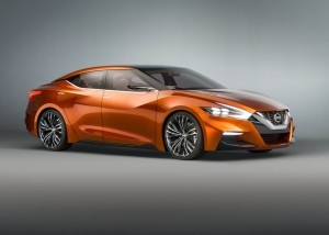 2016 Nissan Altima concept HD wallpapers