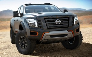2016 Nissan Titan Warrior picture
