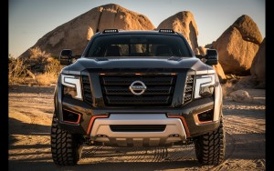 2016 Nissan Titan Warrior backgrounds