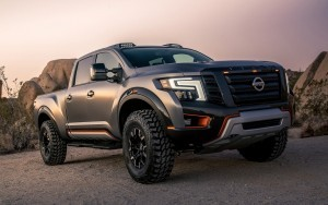 2016 Nissan Titan Warrior photo