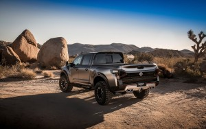 2016 Nissan Titan Warrior 1920x1080 wallpaper