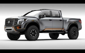 2016 Nissan Titan Warrior desktop HD