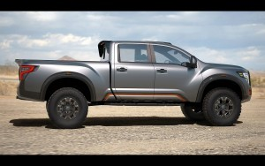 2016 Nissan Titan Warrior wallpapers