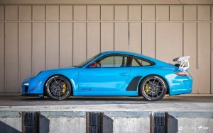 2016 Porsche 911 GT3 HD wallpapers