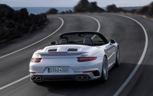 2016 Porsche 911 Turbo S Cabriolet wallpaper download