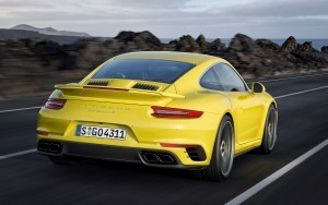 2016 Porsche 911 Turbo S Cabriolet backgrounds