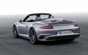 2016 Porsche 911 Turbo S Cabriolet photo