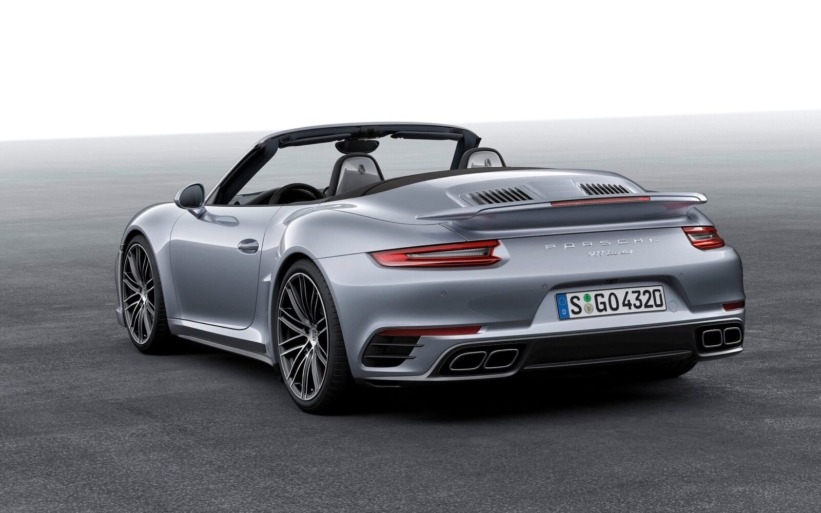 2016 porsche 911 turbo s cabriolet wallpapers hd. Black Bedroom Furniture Sets. Home Design Ideas