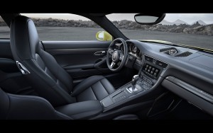 2016 Porsche 911 Turbo S Cabriolet interior 1920x1080 wallpaper