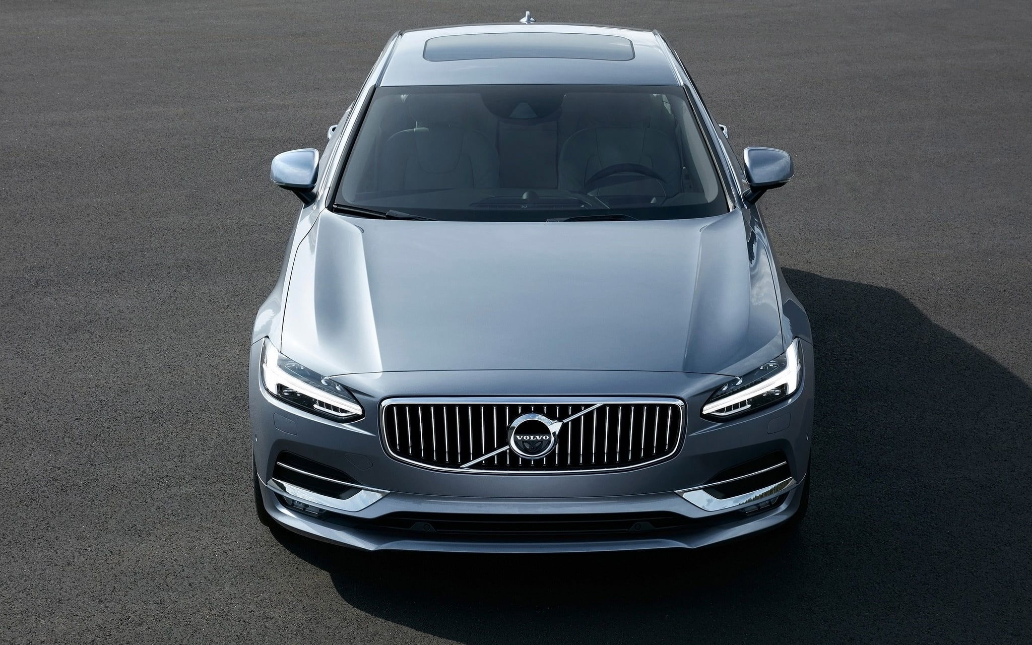 2016 Volvo S90 HD wallpapers