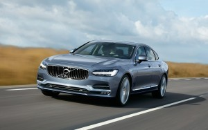 2016 Volvo S90 backgrounds