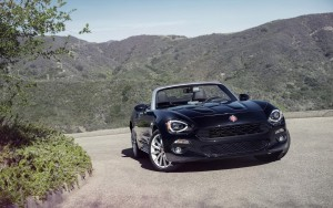 2017 Fiat 124 Spider HD wallpapers