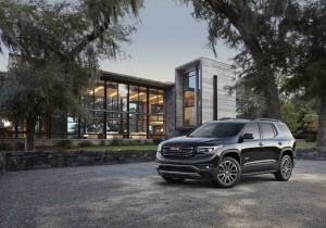 Image of 2017 GMC Acadia