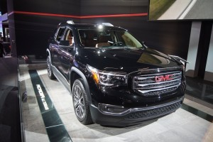 2017 GMC Acadia HD wallpapers