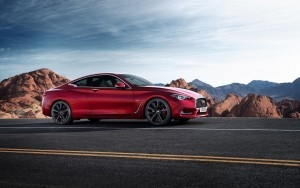 2017 Infiniti Q60s HD wallpapers