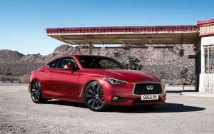 2017 Infiniti Q60s wallpaper download
