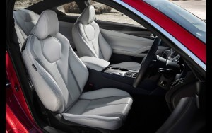 2017 Infiniti Q60s interior free download