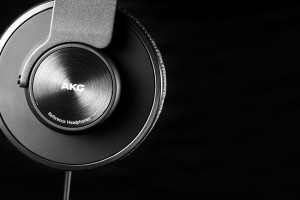 Wallpaper of Akg Headphones