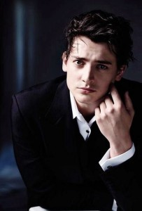 Aneurin Barnard iPhone photo